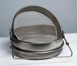 SS Double Strainer